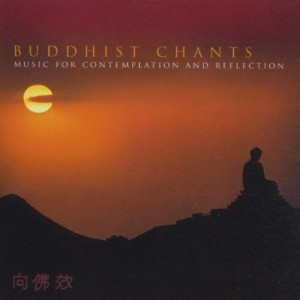 Płyta CD - Buddhist Chants