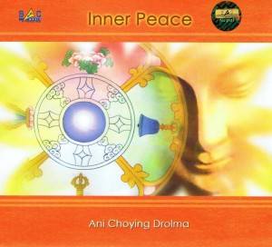 Płyta CD - Ani Choying Drolma  - Inner Peace