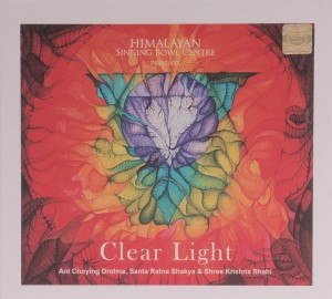 Płyta CD - Clear Light
